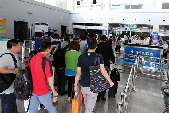 香港机场过关攻略