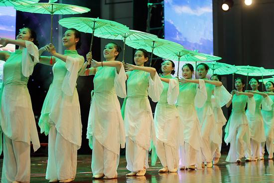 南沙区举办社区文化节之优秀民间文艺团队汇报演出