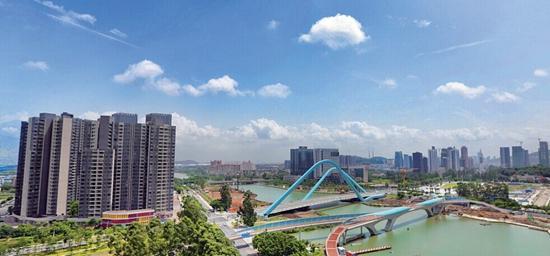 【广州南沙新区今满4周岁】南沙肩负广州城市副中心重任