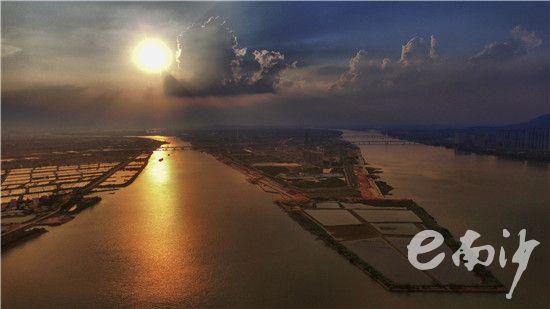 明珠湾 建设世界...