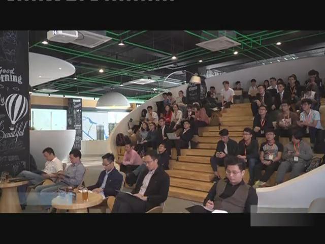 """微软""""创新杯""""广州地区赛在南沙开赛"""