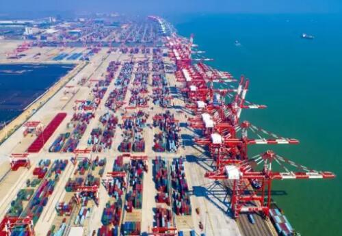 挂牌三周年成绩单之三:先试先行!南沙航运物流企业增长超12倍