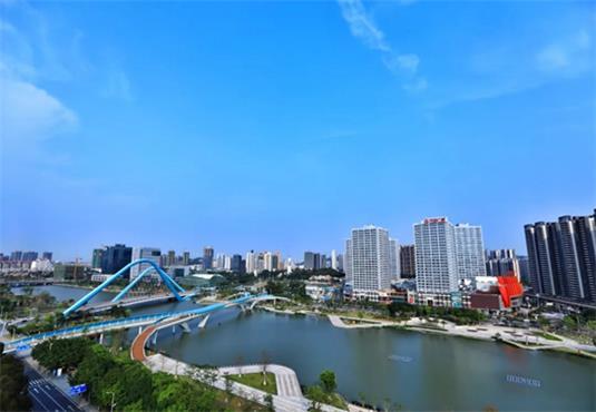 【三周年图赏】蕉门河岸,迎四方来客;明珠湾区,创未来之城